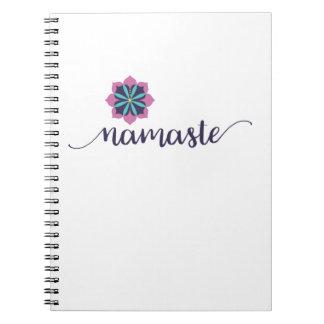 namaste mandala notebooks