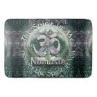Namaste Mandala World Peace Bath Mat