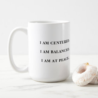 Namaste - Mug with positive quote