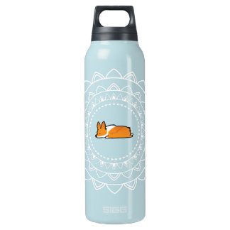 Namaste Red Pembroke Sploot Hot+Cold Bottle