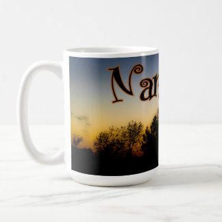 Namaste Sunset 15oz Mug