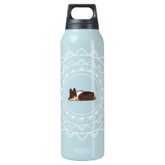 Namaste Tricolor Pembroke Sploot Hot+Cold Bottle