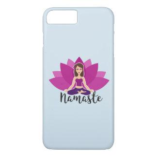 Namaste Yoga Phone Case