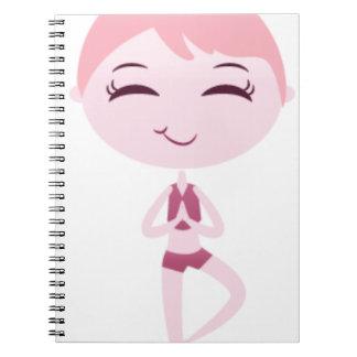 Namaste Yogi Notebooks