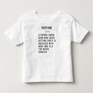 Name Definition Toddler T-Shirt