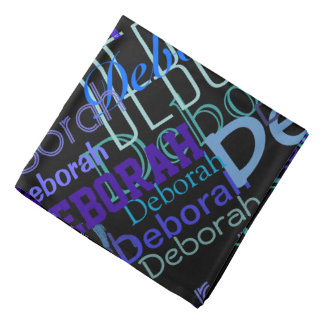 name pattern maker bandana