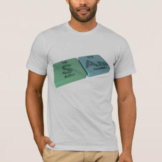 name-Sam-S-Am-Sulfur-Americium T-Shirt