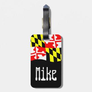 Name Tag-Maryland Luggage Tag