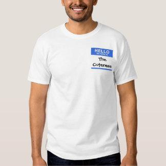 Name Tag Shirt