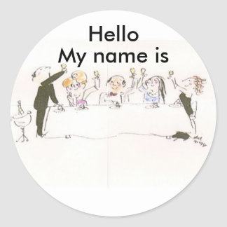 Name Tags for Party