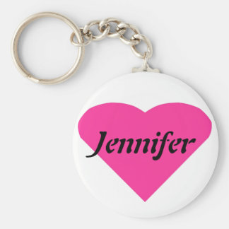 Name Template Key Ring
