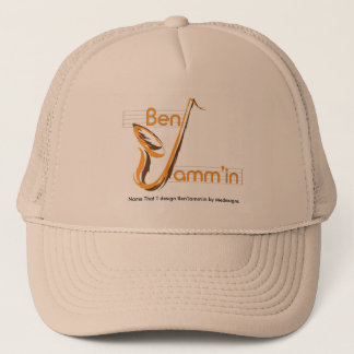 Name That T Des:  BenJammin Trucker Hat