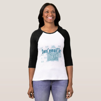 Name That T design Dani'email'le women's T-shirt