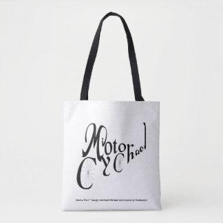 Name That T design Michael Michael Motorcycle bag