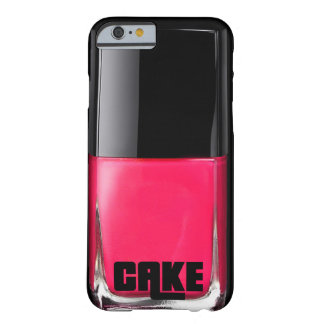 NAME THE NAIL POLISH BARELY THERE iPhone 6 CASE
