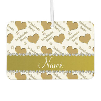 Name white gold hearts bachelorette party