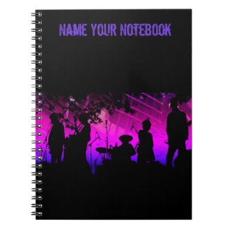 Name Your Band Notebook