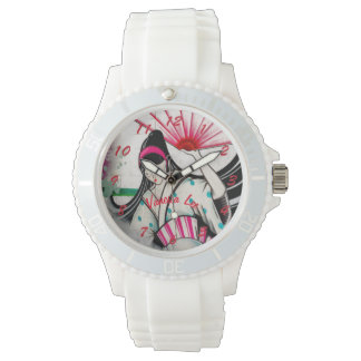 Name Your Japanese Geisha Watches
