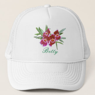 Name Your Orchid Spray Hat