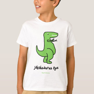 Name Your Own T-Rex T-Shirt