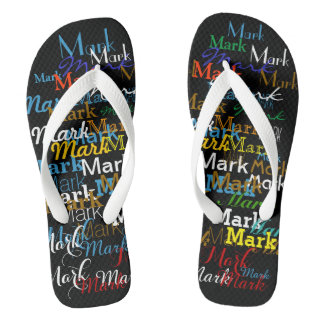 named . color names . personalized thongs