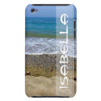 Named Sea landscape Barely There iPod Case