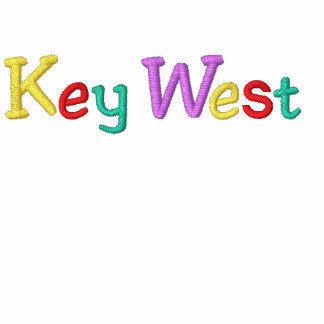 Namedrop Nation_Key West Multi-colored