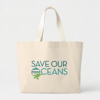 Namena Reserve Beach Bag Jumbo Tote Bag