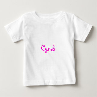 Names collection baby T-Shirt