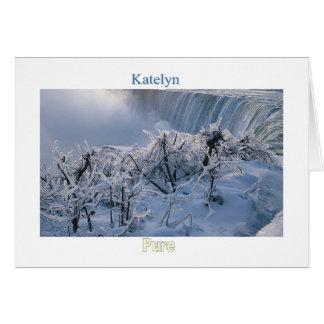 Names&Meanings - Katelyn Card