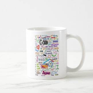 Names of God / God's Names for Us Coffee Mug