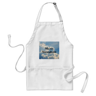 Names of GOD w/Meaning - Ma'oz Standard Apron