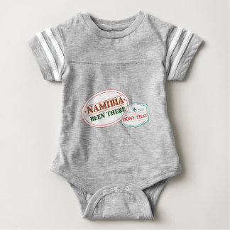 Namibia Been There Done That Baby Bodysuit