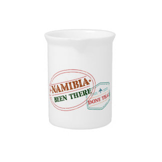 Namibia Been There Done That Pitcher