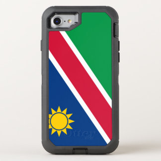 Namibia Flag OtterBox Defender iPhone 8/7 Case