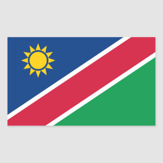 Namibia Flag Sticker