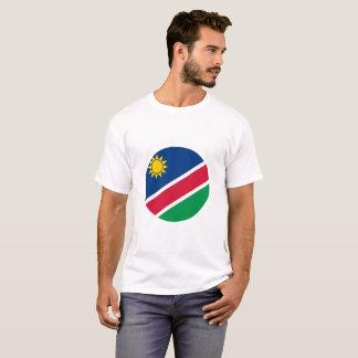 Namibia Flagi T-Shirt