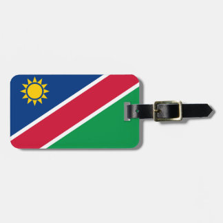 Namibia Luggage Tag
