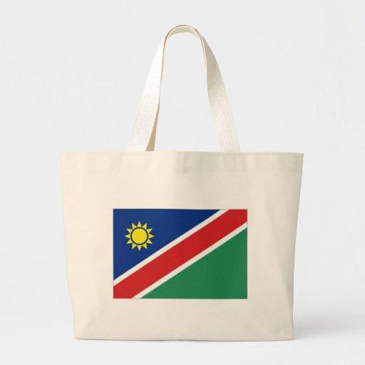 Namibia National Flag Canvas Bag