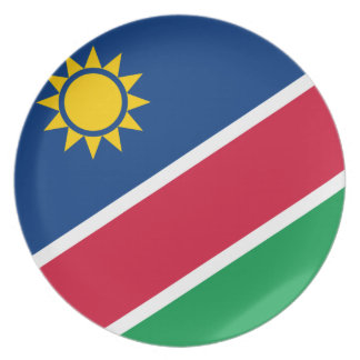 Namibia Plate