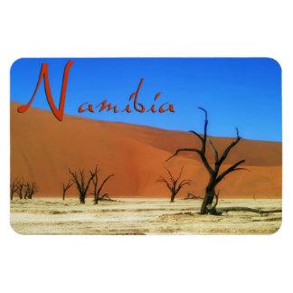 Namibia Rectangular Photo Magnet