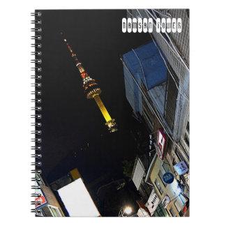 Namsan Tower Notebook