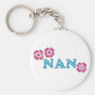 Nan Key Ring