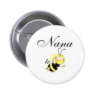 Nana 2 be 6 cm round badge