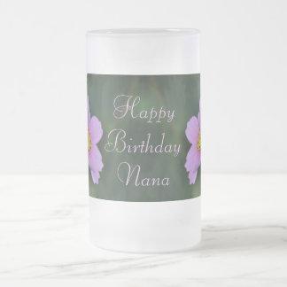 Nana Birthday Frosted Mug by Janz