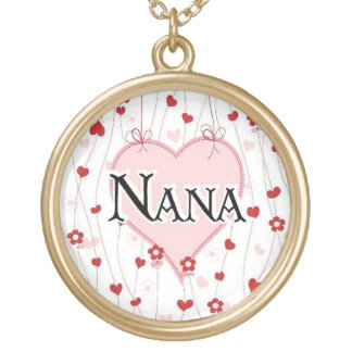 Nana Gold Necklace