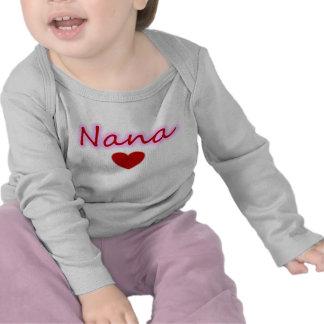 Nana Heart Glow Infant T-Shirt