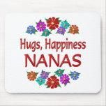 Nana Hugs Mouse Mat