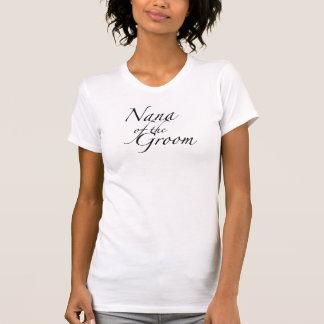 Nana of the Groom T-Shirt