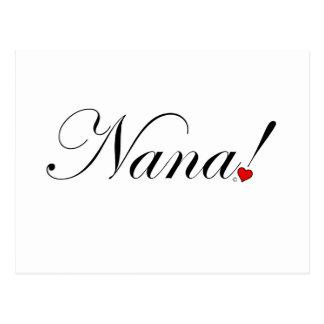 Nana! Postcard